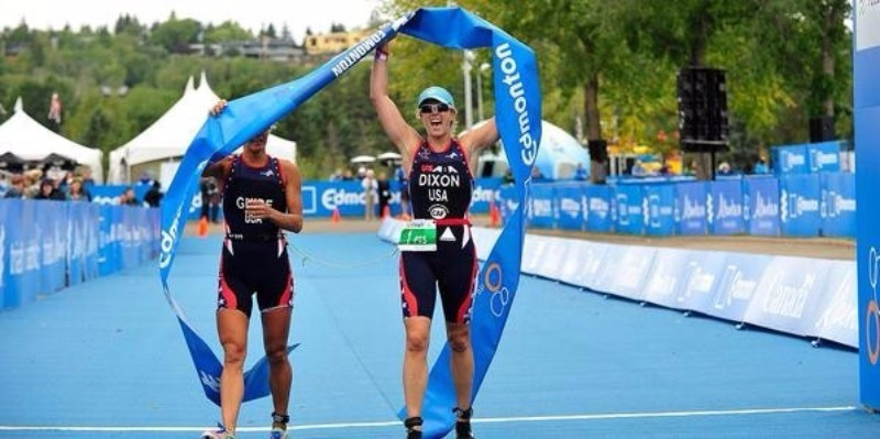 United States earn clean sweep of women's events at World Para-triathlon Event in Edmonton