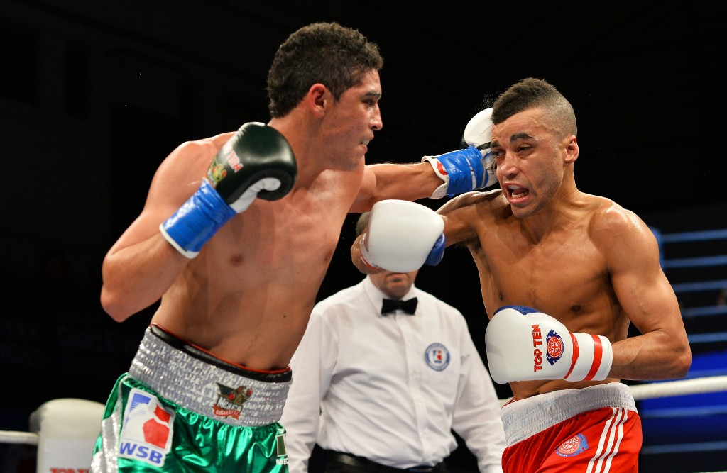 Mexico Guerreros seal World Series of Boxing quarter-final spot with commanding win over British Lionhearts