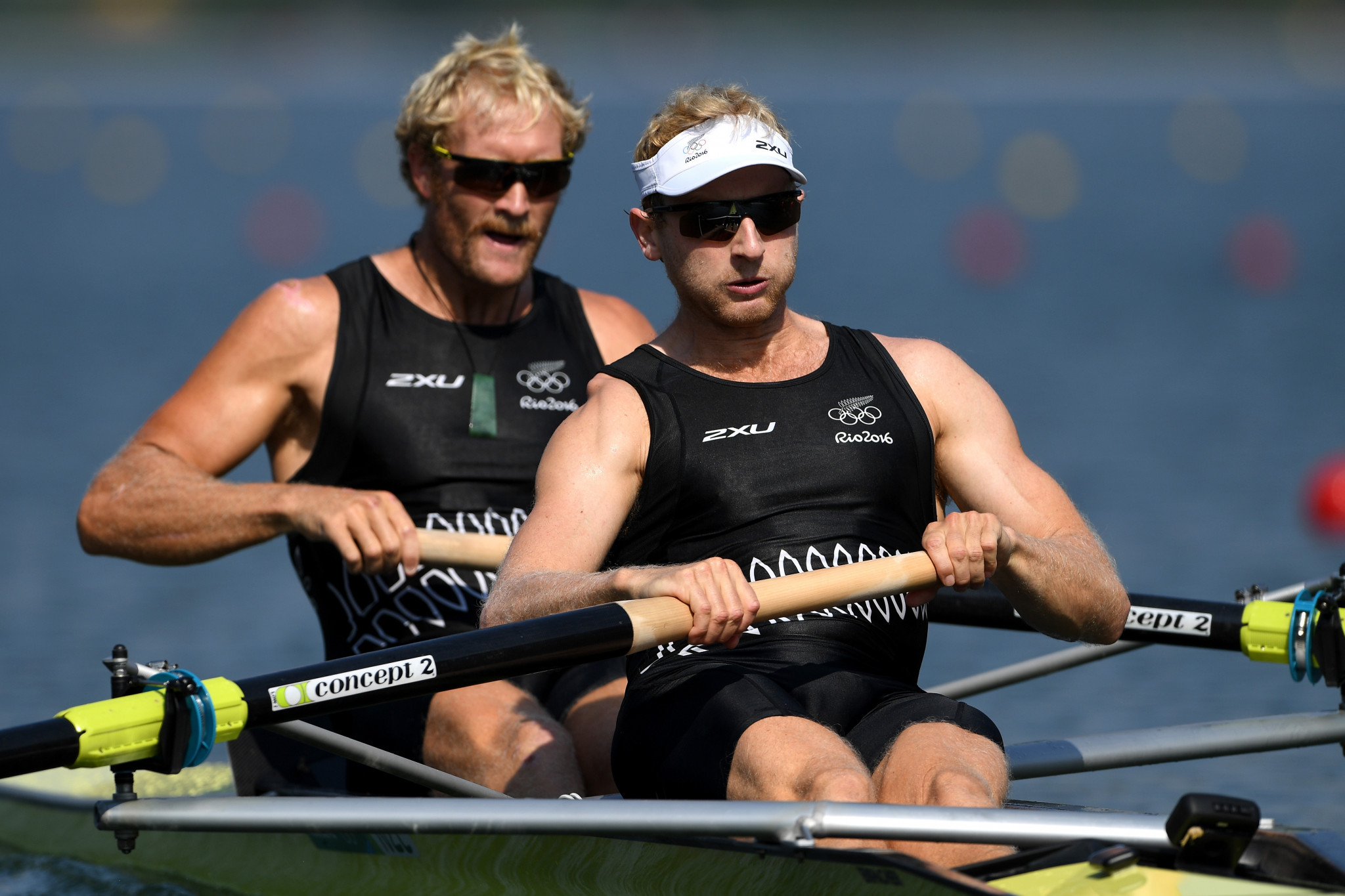 Hamish Bond has made the switch from rowing to cycling  ©Getty Images