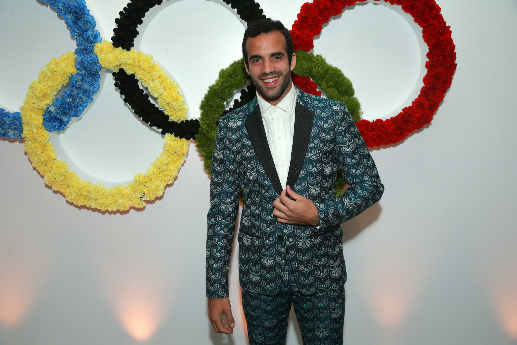 Danell Leyva is one of the role models named ©Getty Images