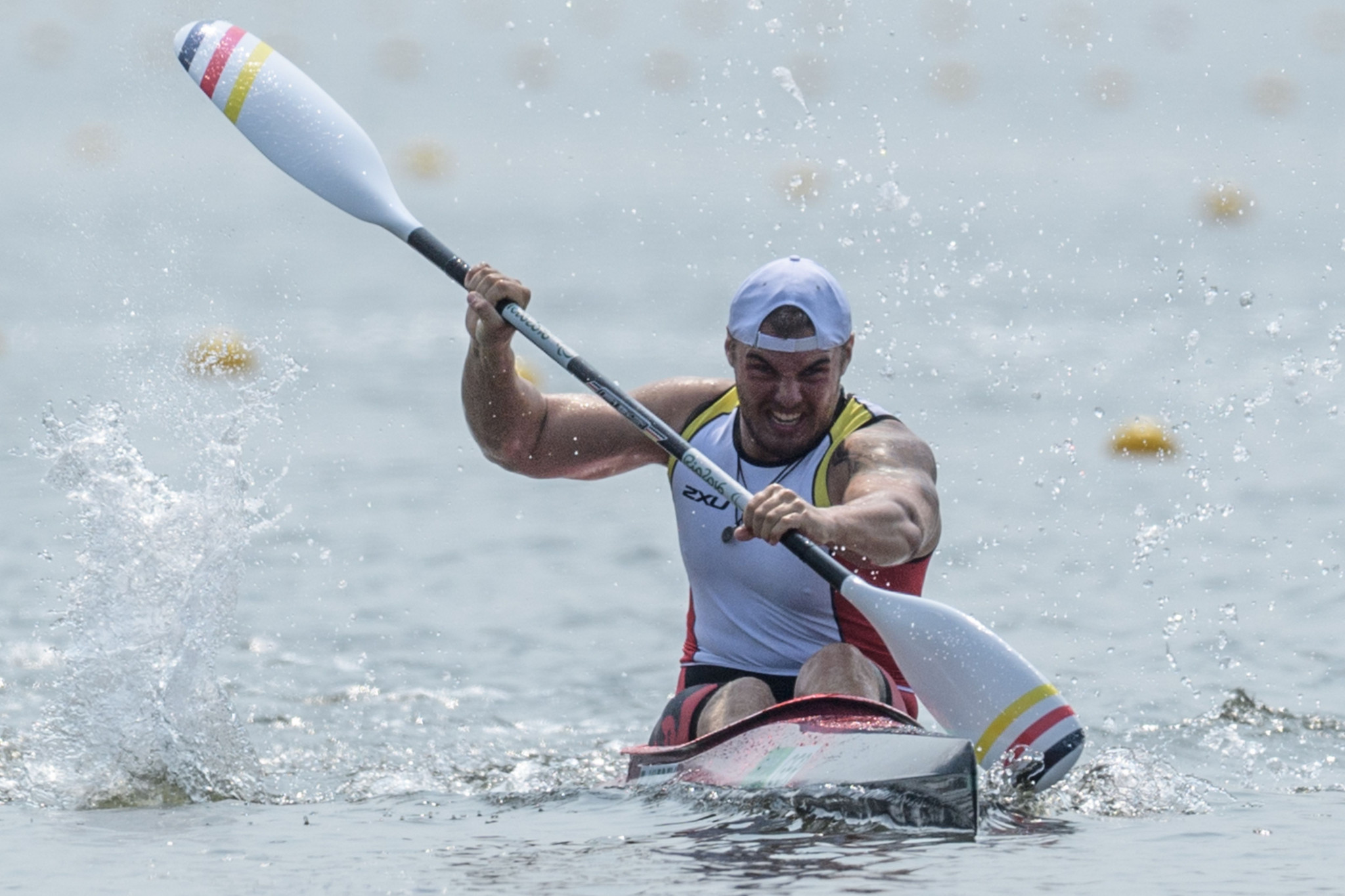 International Canoe Federation award 2022 World Championships in both Olympic disciplines