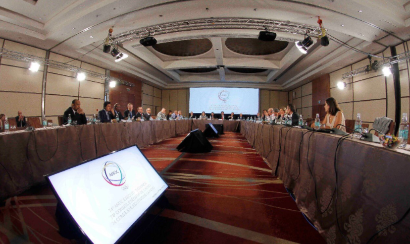 The ANOC Executive Council met in Chilean capital Santiago ©Panam Sports