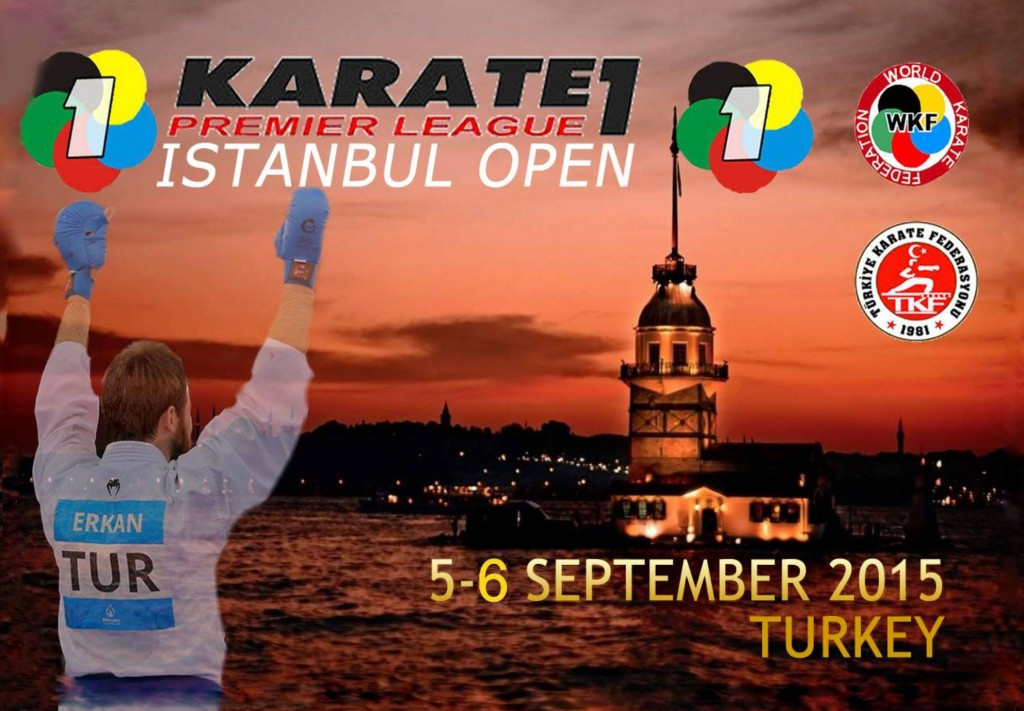Turkish delight on opening day of Karate1 Premier League in Istanbul