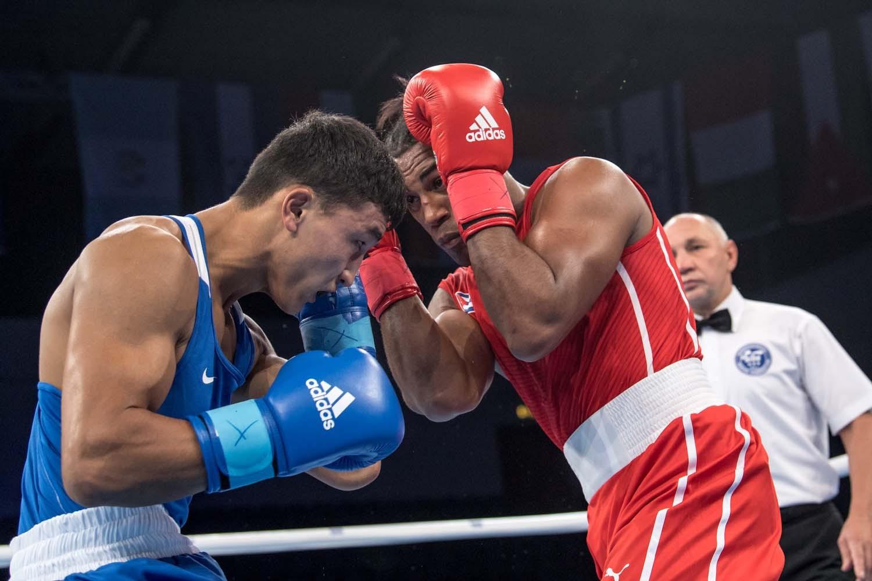 Astana Arlans Kazakhstan win away in India to maintain World Series of Boxing pressure