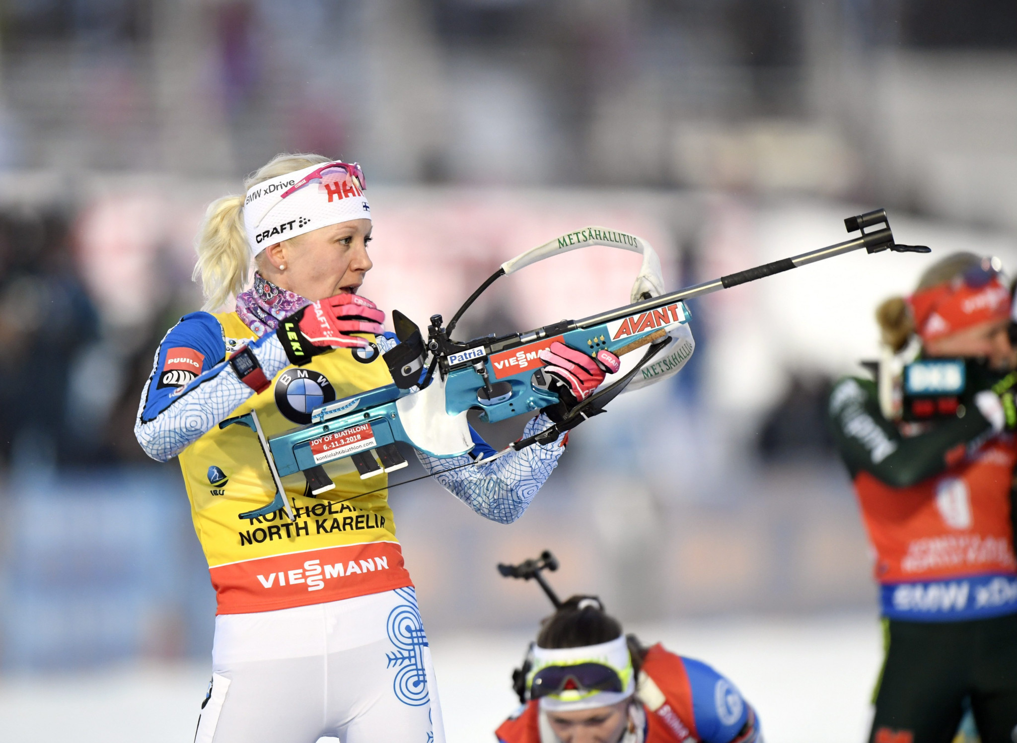 Makarainen reclaims IBU World Cup lead with one race to go as women's season heads for grandstand finish