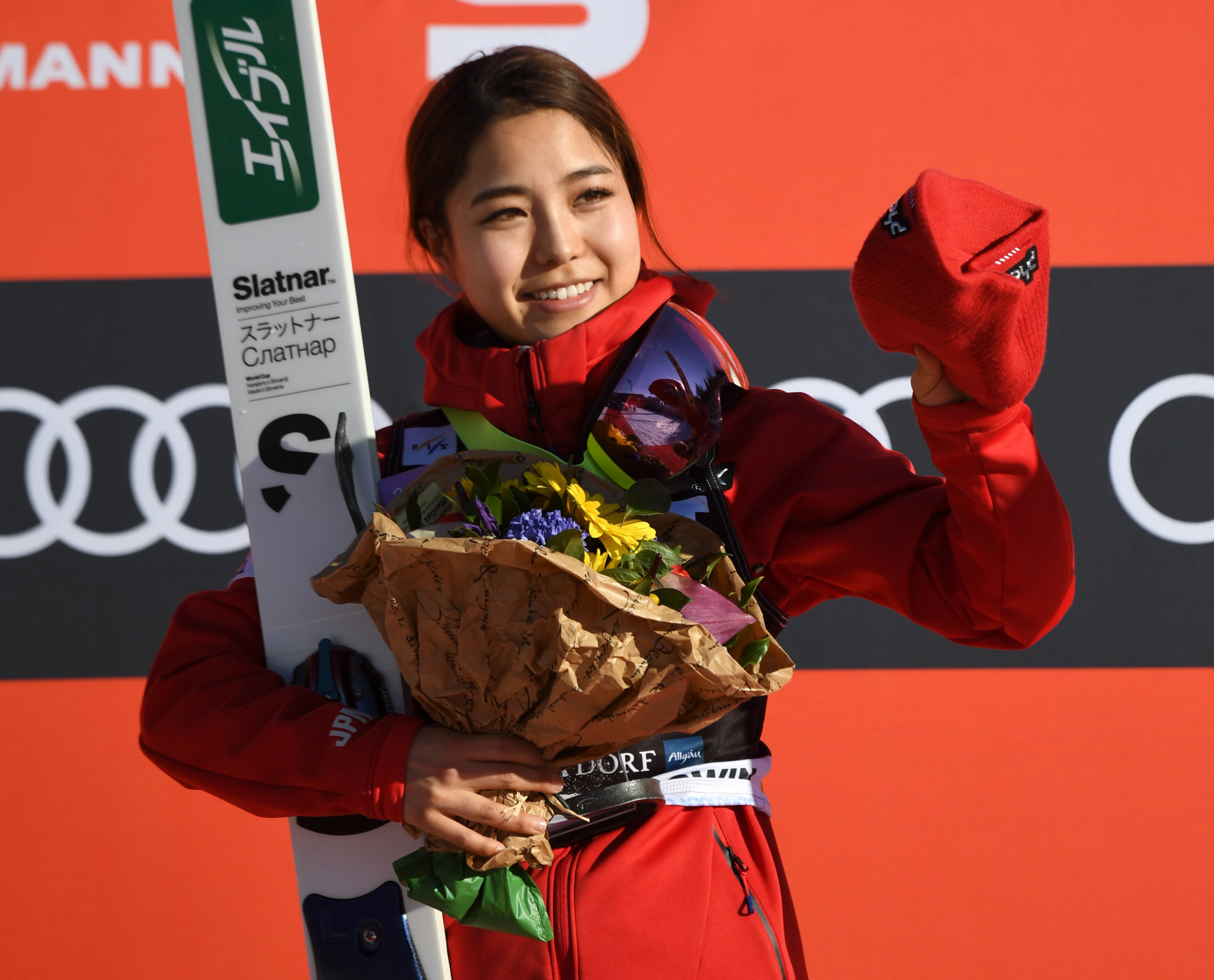 Takanashi ends wait for win at Ski Jumping World Cup