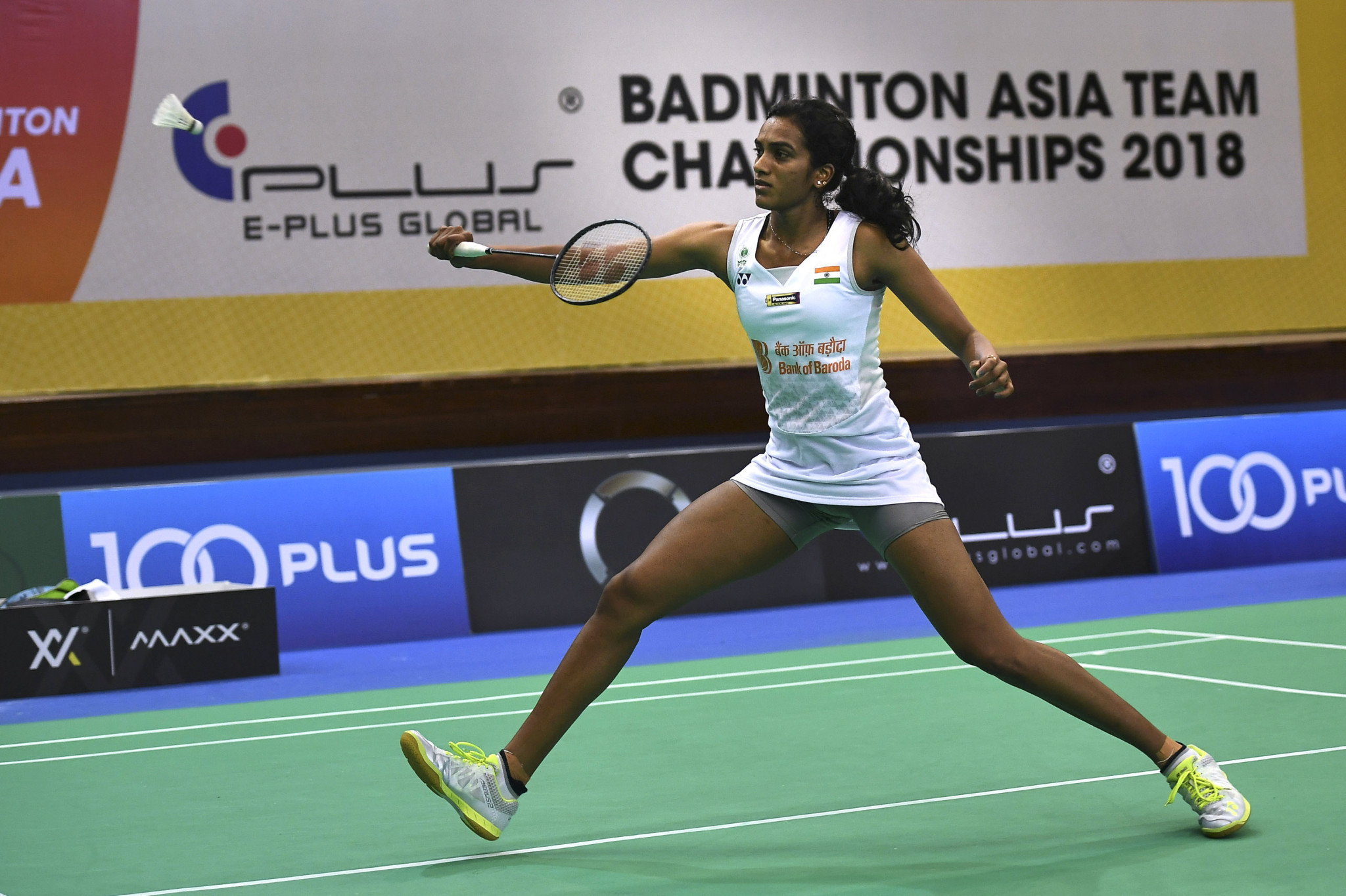 Olympic silver medallist Sindhu named Indian flagbearer for Gold Coast 2018 Opening Ceremony