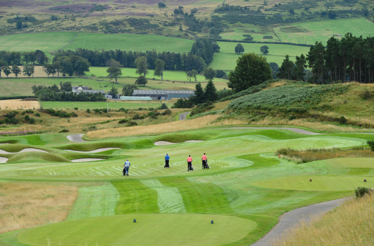The European Golf Team Championship is set to make its debut at Gleneagles from August 8 until12 as part of the multi-event Glasgow 2018 European Championships ©Getty Images