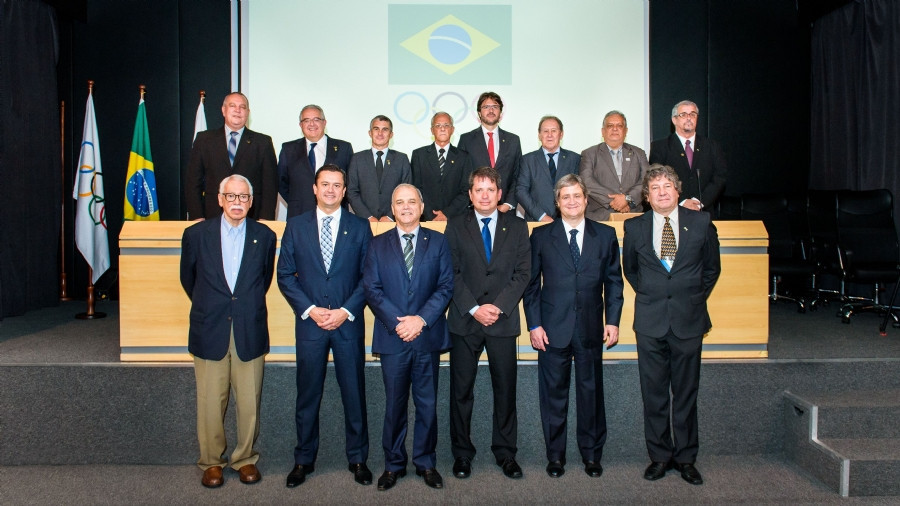 Brazilian Olympic Committee elect new vice-president and ethics officials