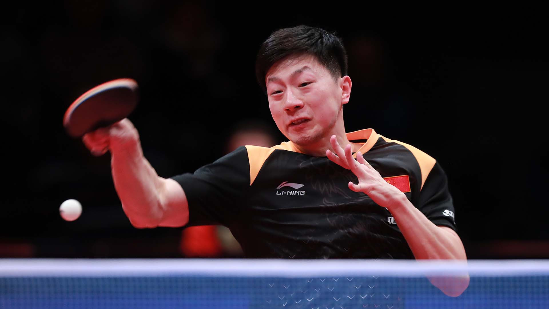 China's Ma Long underlined his supremacy at the German Open ©ITTF