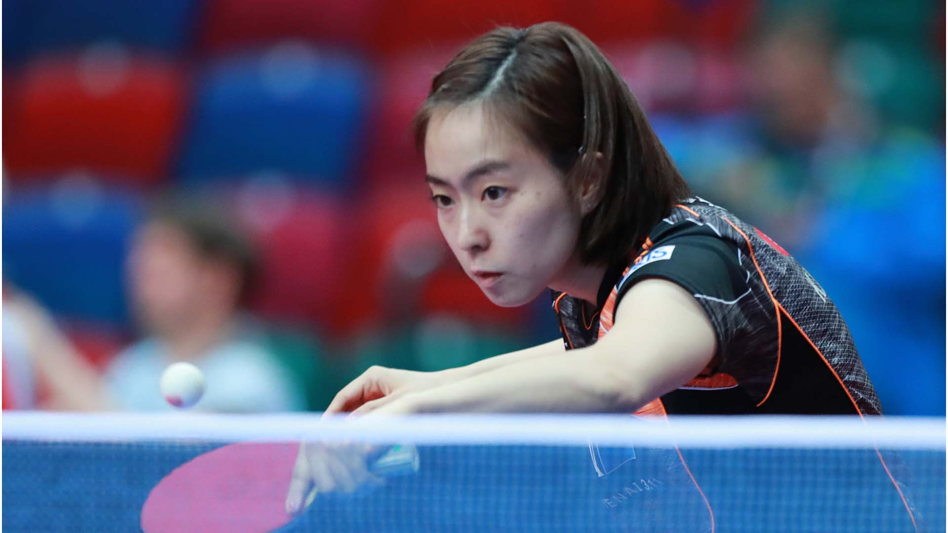 Japan's Kasumi Ishikawa battled her way to the women's singles title ©ITTF