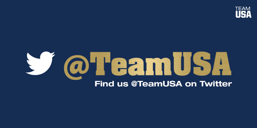 The Team USA Twitter account saw a large increase in followers during Pyeongchang 2018 ©Team USA/Twitter