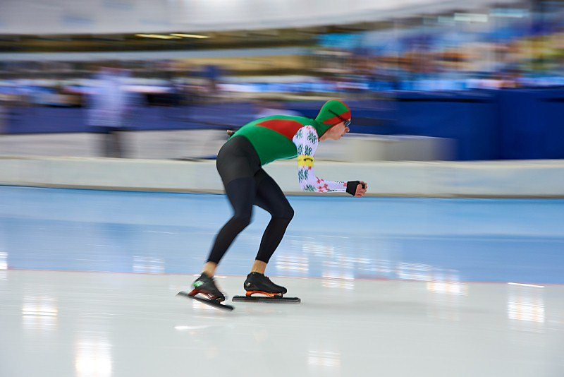 Yamada completes a double at World University Speed Skating Championships in Minsk