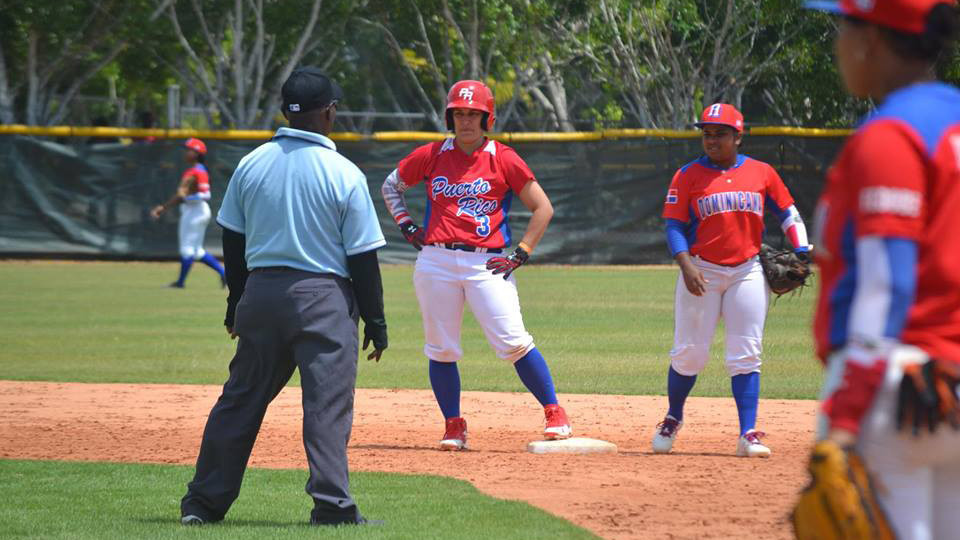 Puerto Rico qualified alongside the Dominican Republic ©WBSC