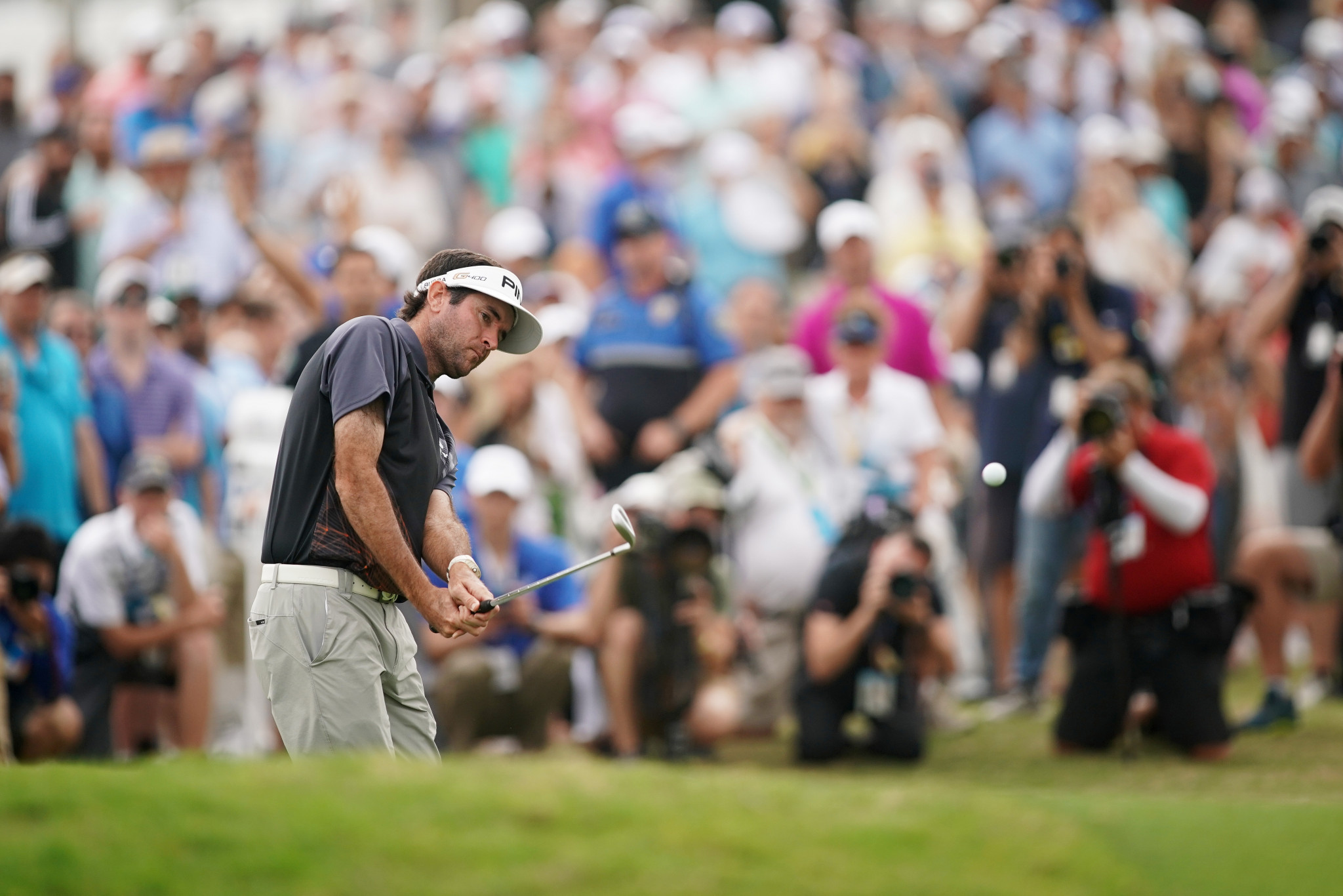 Bubba Watson clinched the WGC Match Play title in Austin ©Getty Images