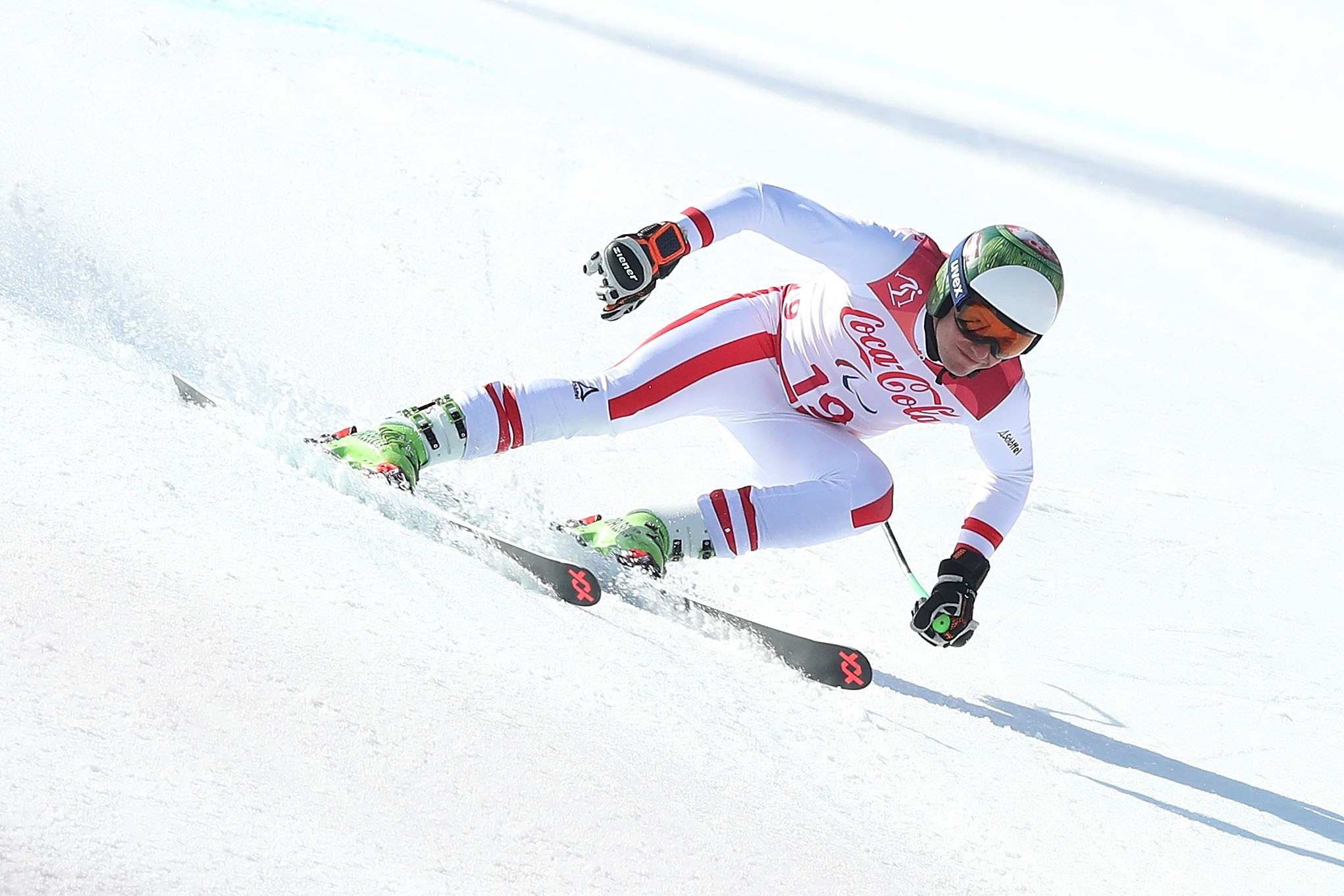 Salcher wins super-G gold at World Para Alpine Skiing Europa Cup Finals