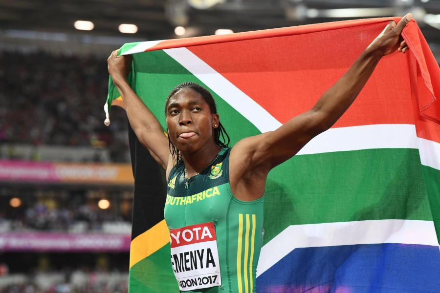 Semenya chosen to carry South Africa flag at Gold Coast 2018 Opening Ceremony