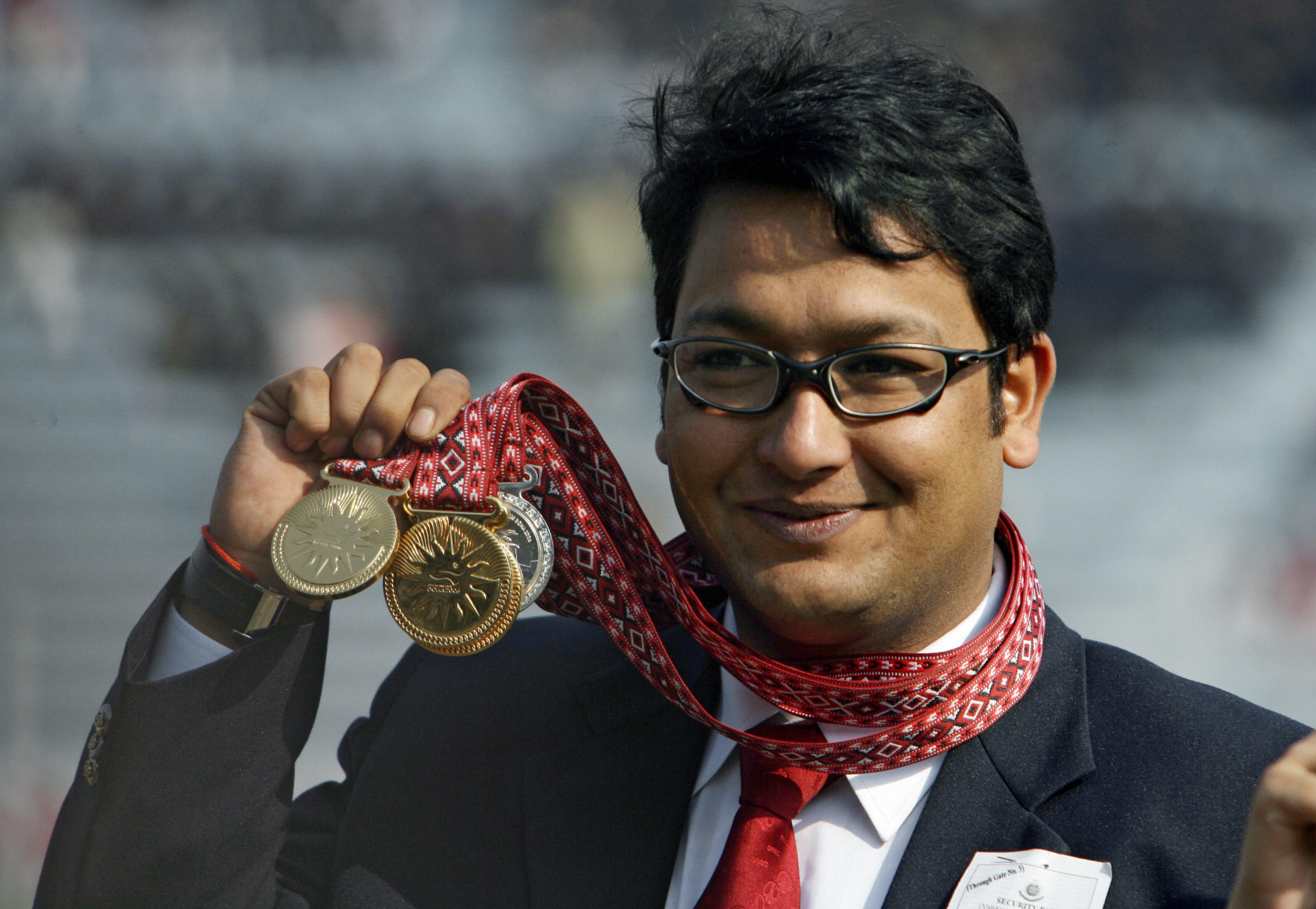 Indian shooter Jaspal Rana has called for the country to boycott Birmingham 2022 ©Getty Images