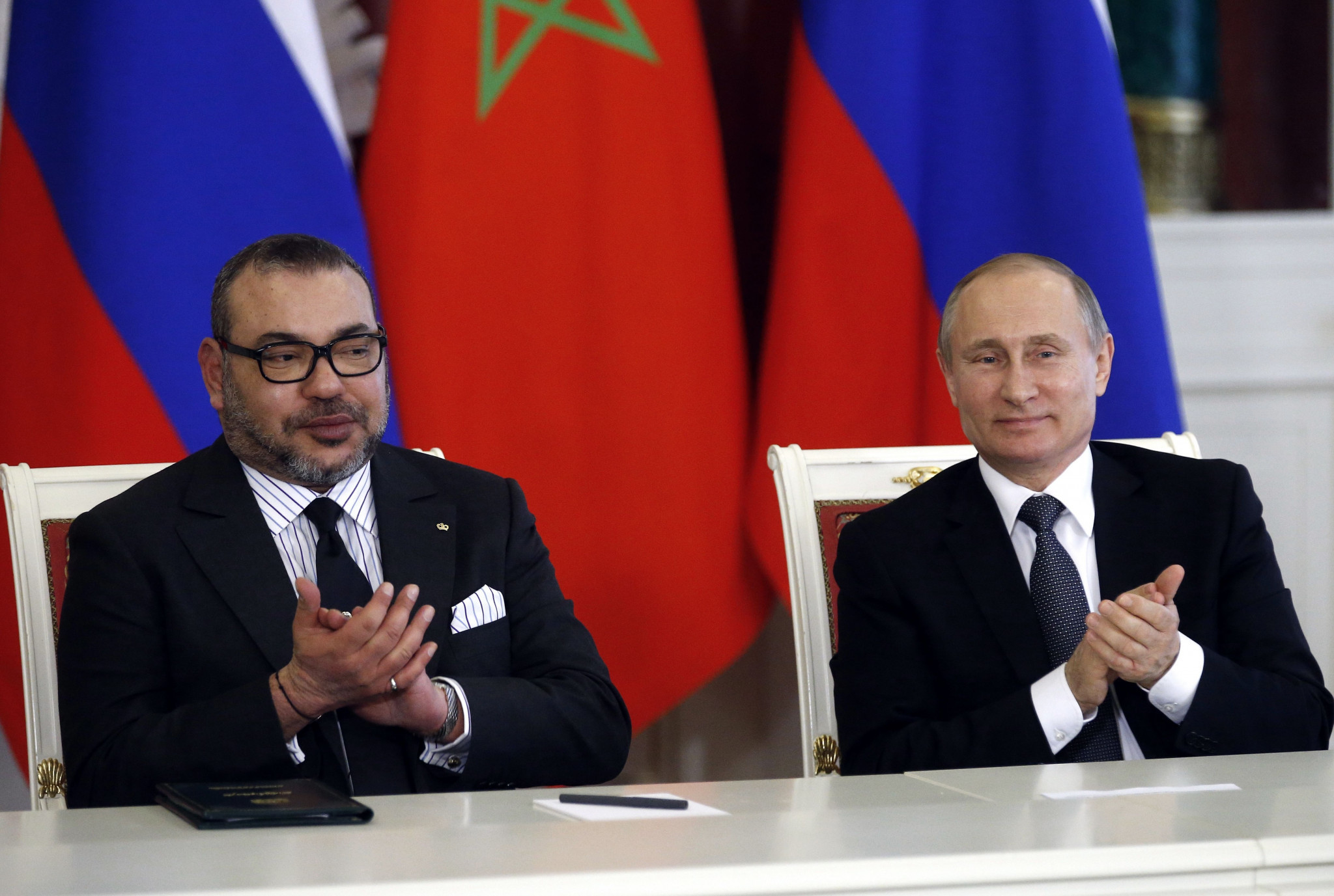 Morocco Russia