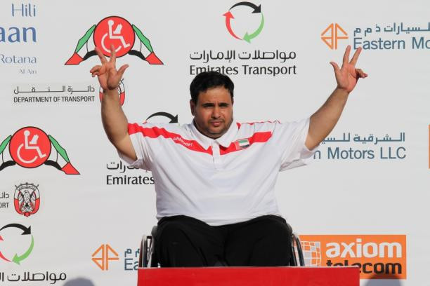 Alaryani delights home fans with gold on final day of Para Shooting World Cup