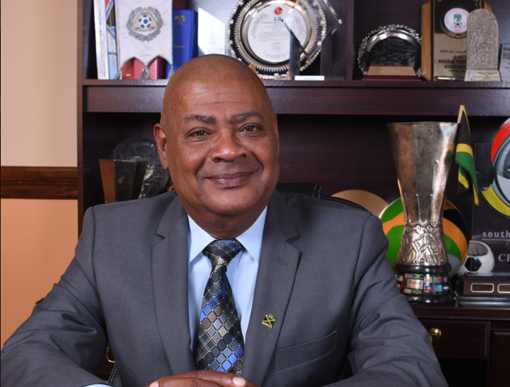 Jamaica Football Federation President Michael Ricketts has said that the governing body is ready and willing to offer whatever support is needed by the AFBA, should a request be made ©Jamaica Football Federation/Facebook