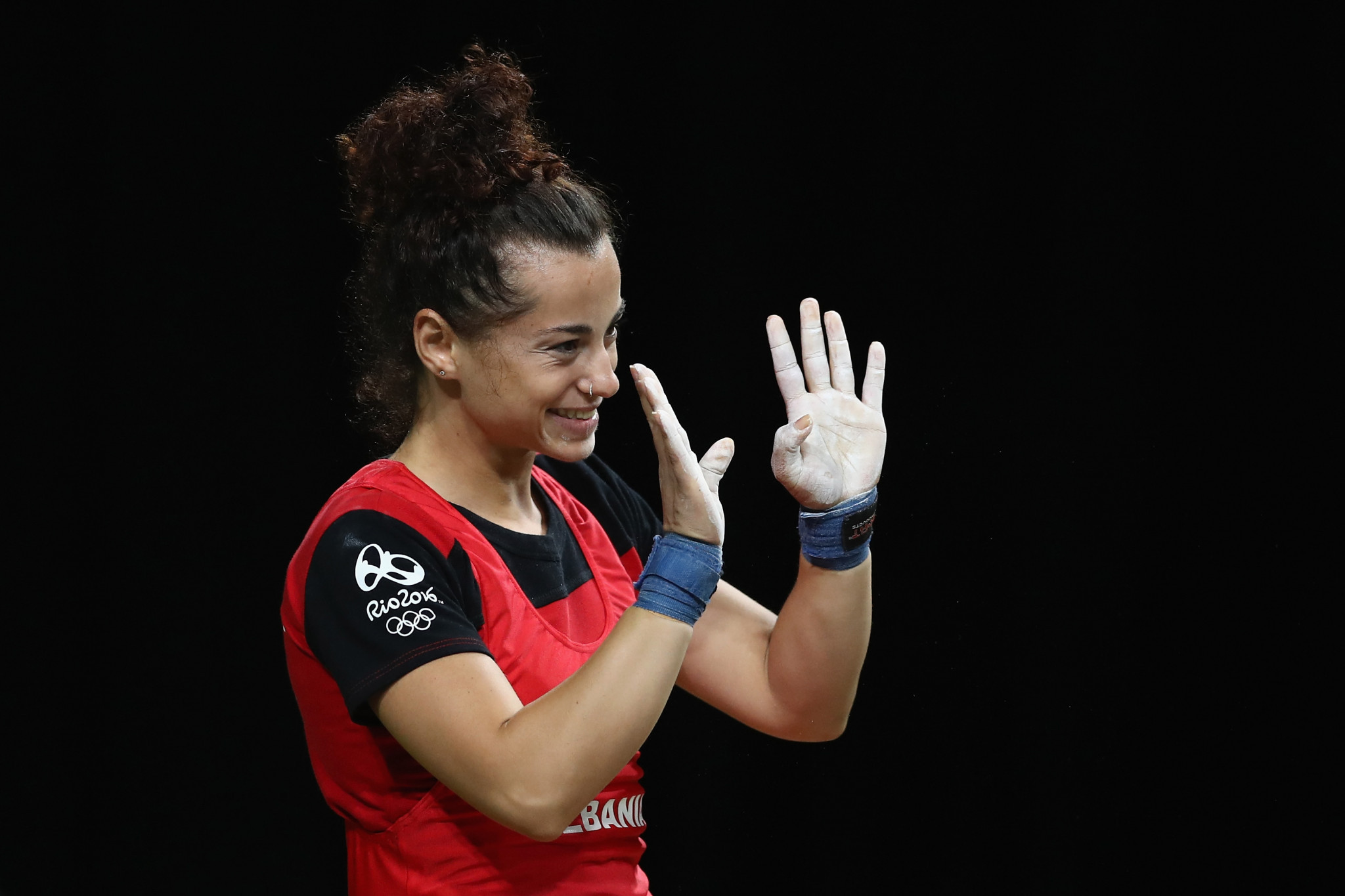 European weightlifting gold for Poland and Georgia as Albanian Olympian fails test