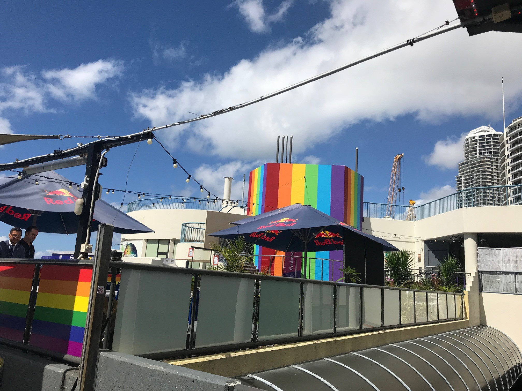 The Gold Coast Pride House is the first to be established in Australia ©ITG