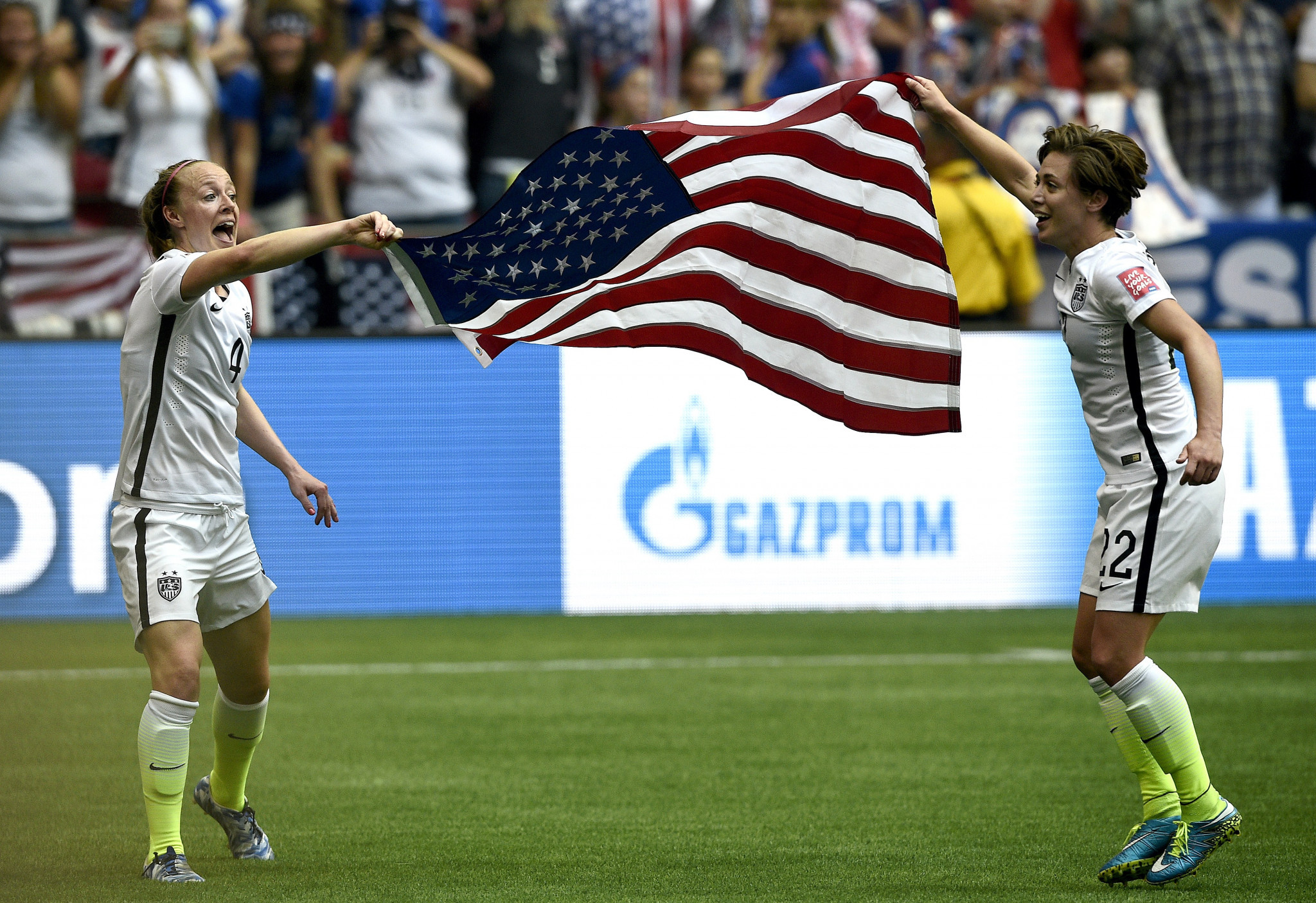 Defending world champions the United States will host the  2018 CONCACAF Women's Championship ©Getty Images
