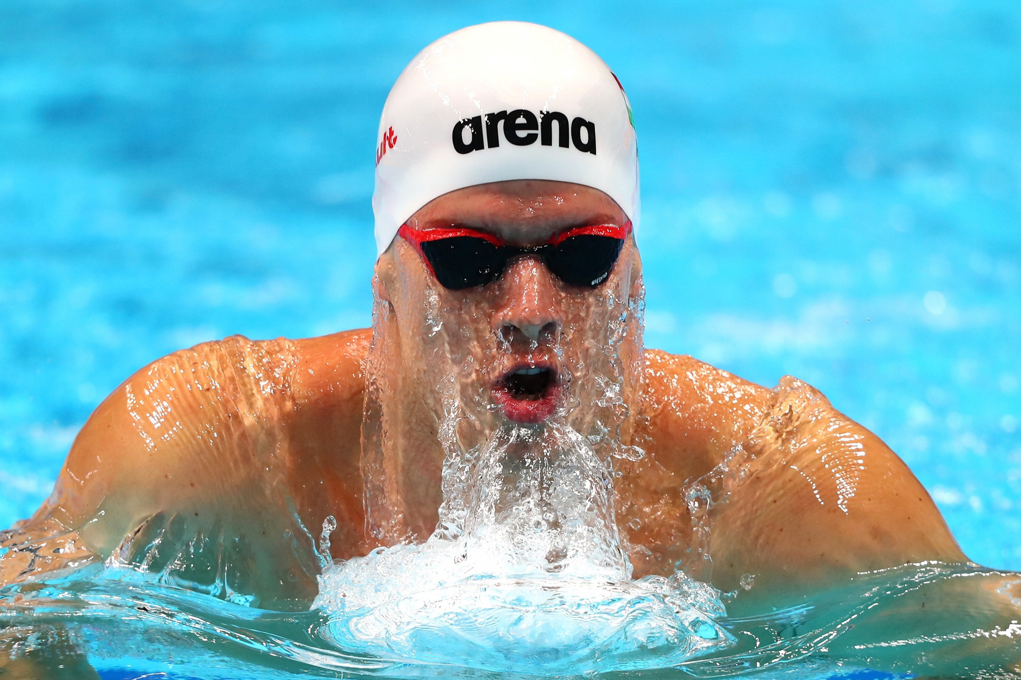 Hungary's Olympic gold medal-winning swimmer Gyurta retires aged 28
