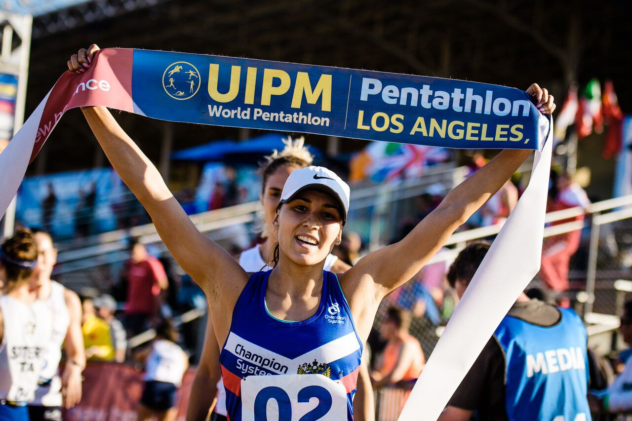 Gubaydullina secures commanding victory in women's final at UIPM World Cup