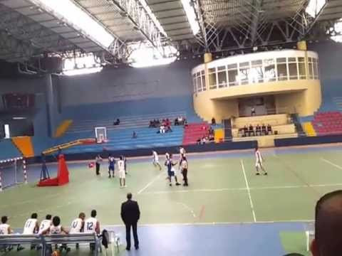 The competition is taking place at the Inbiaat Sports Hall in Agadir ©YouTube