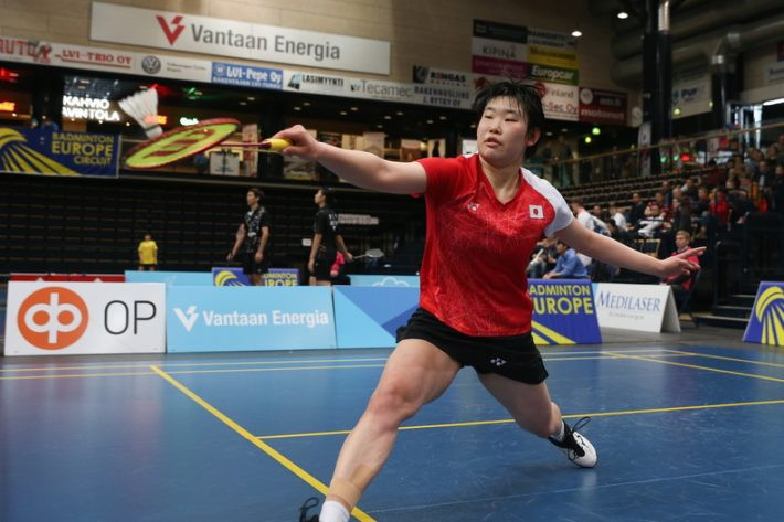 Unseeded Saito continues fine form at BWF Orléans Masters