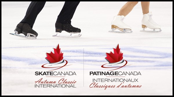 Skate Canada award 2018 Autumn Classic International to Oakville