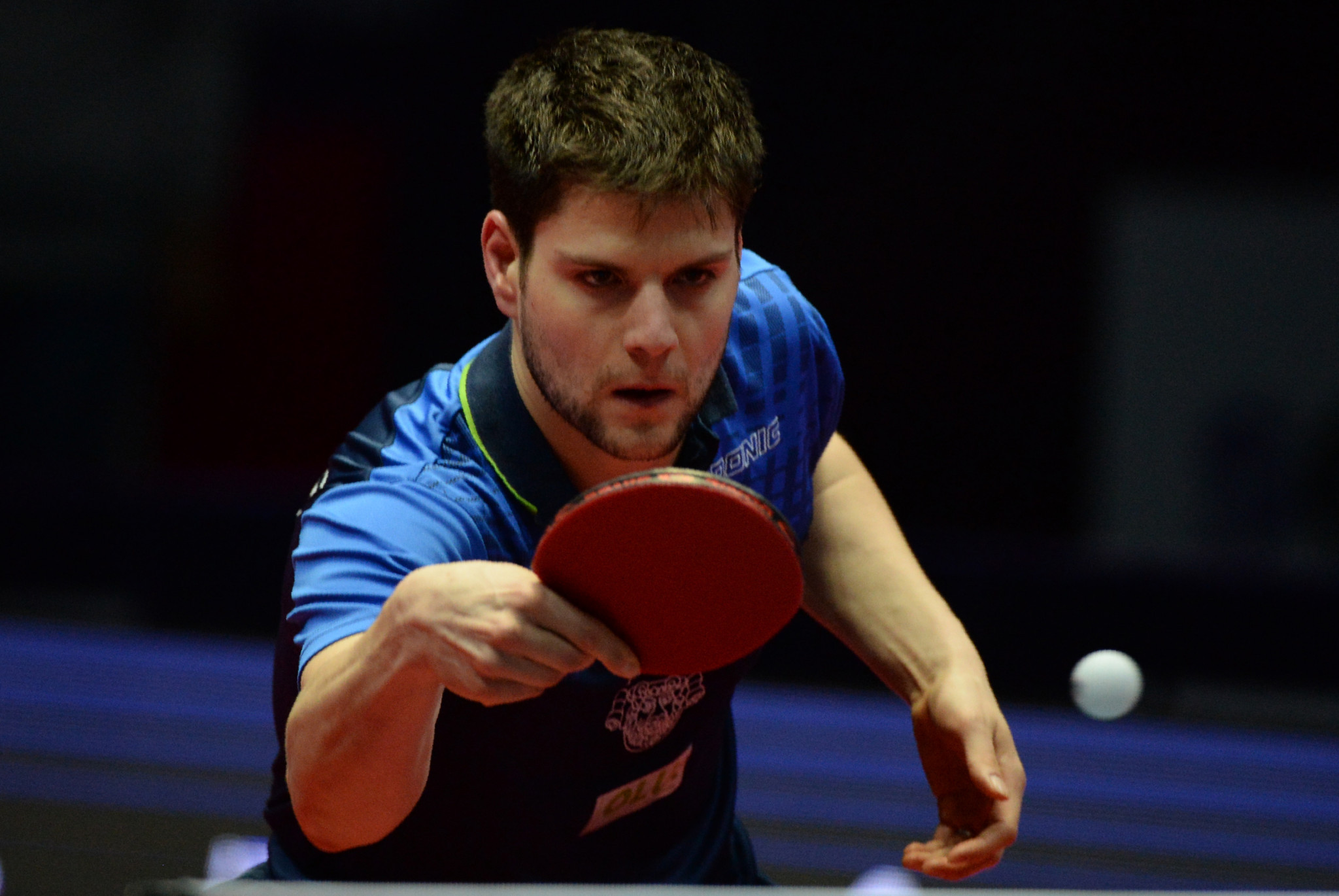 Major table tennis events are included as part of the deal ©Getty Images