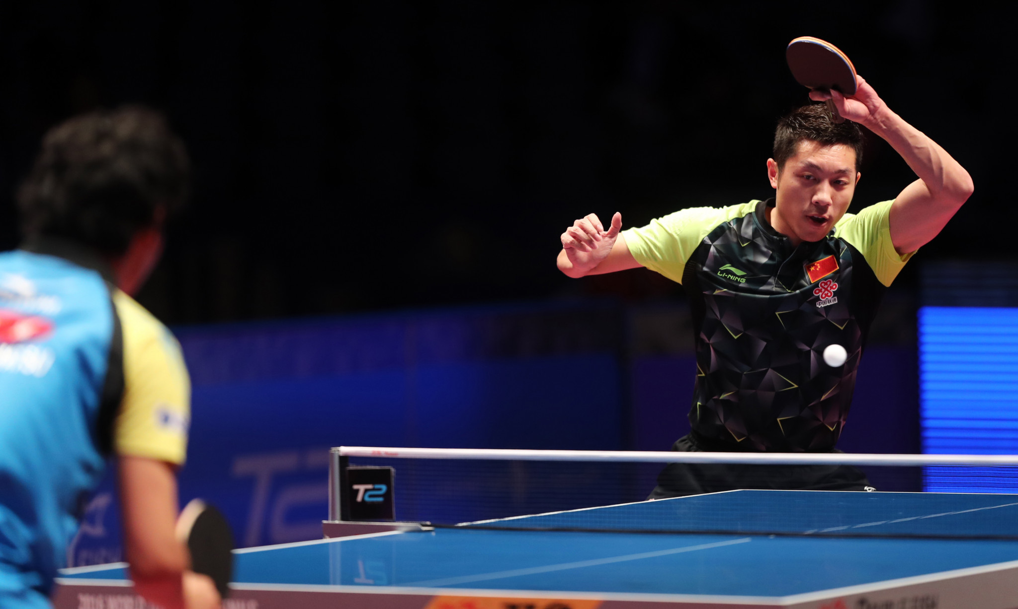 The ITTF and Eurosport have continued their partnership ©Getty Images