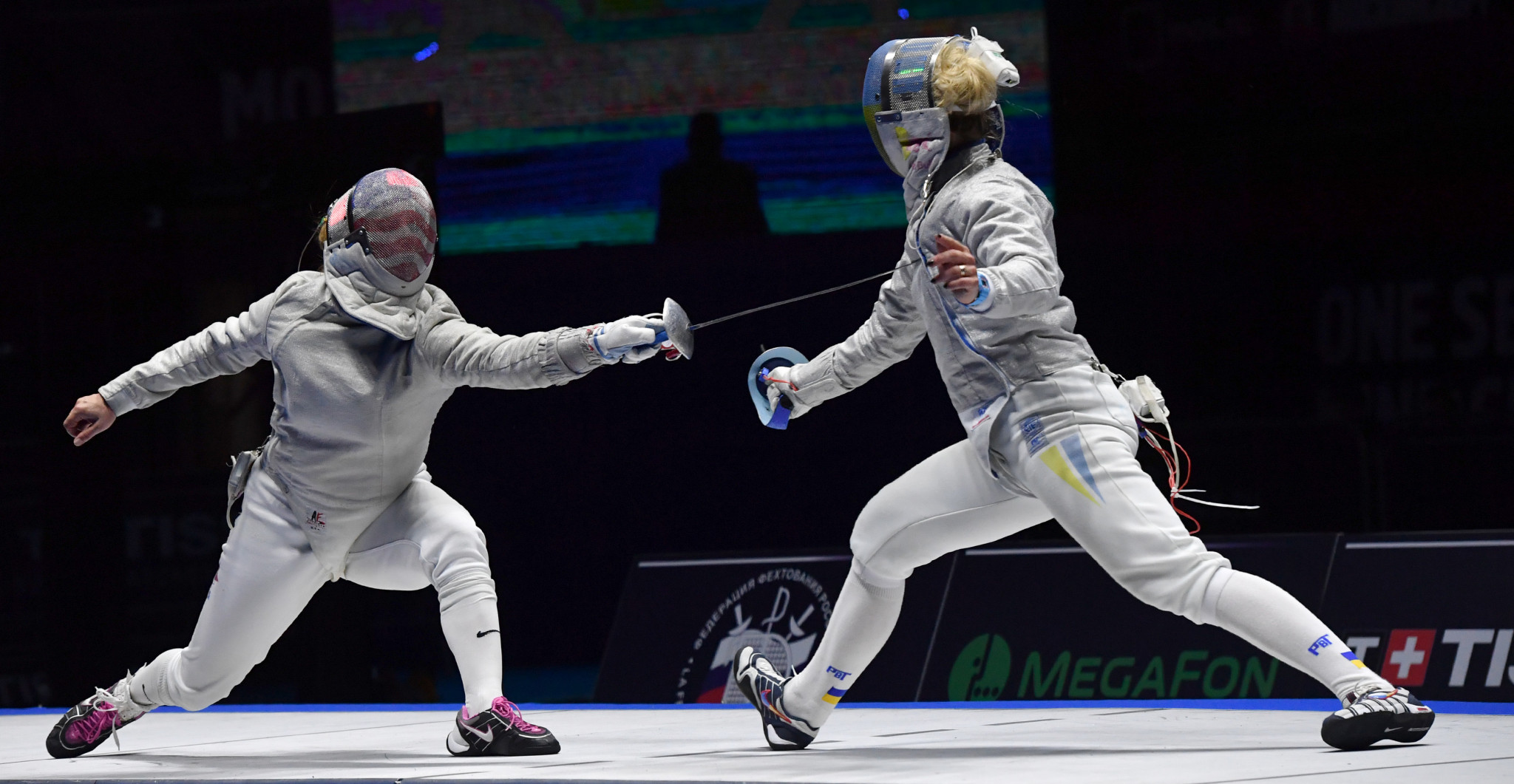 Russia's Kormilitsyna top women's qualifier at FIE Sabre Grand Prix in Seoul