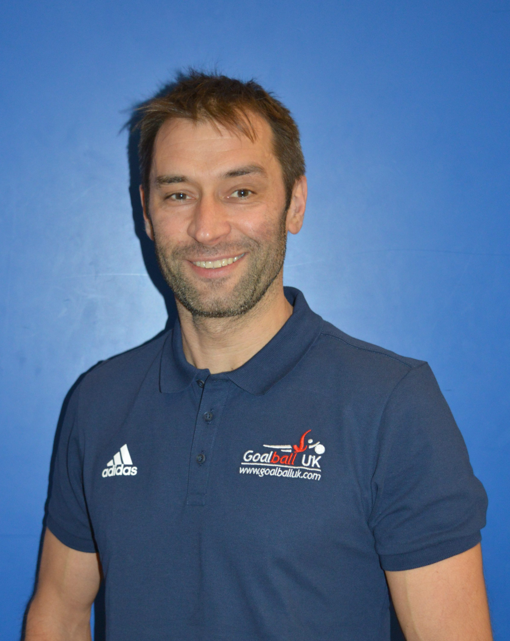 Steve Cox has been appointed to increase opportunities for volunteers in goalball ©Goalball UK
