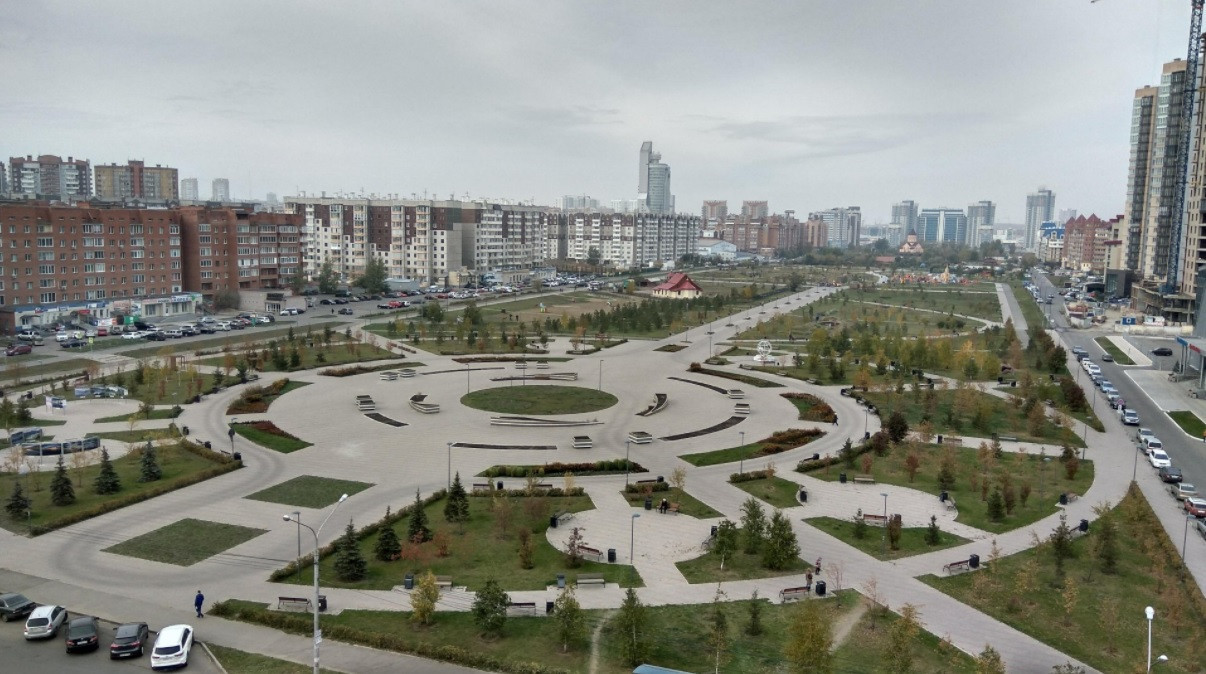 Krasnoyarsk's Mayor Sergei Eremin has revealed that he plans to improve the appearance of the 400-year park near the Crystal Arena ice venue in the city in time for next year's Winter Universiade ©2GIS