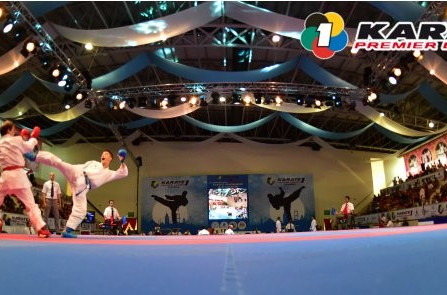 Zaretska continues superb year with Azerbaijani victory on final day of Karate1 Premier League in Istanbul