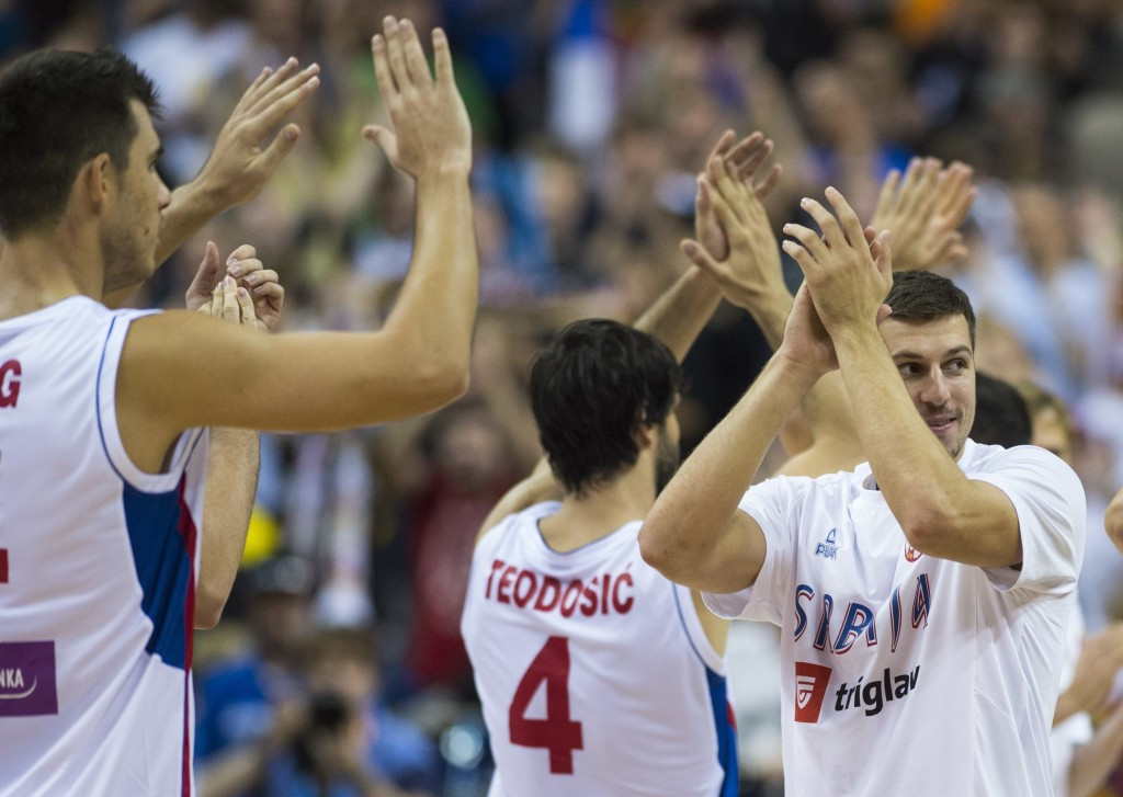 Serbia secure last second win over Germany to continue winning start to EuroBasket 2015