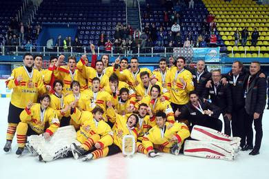 Spain show surprise ice hockey potential by winning 2018 IIHF Ice Hockey Under-18 World Championship Division II Group B