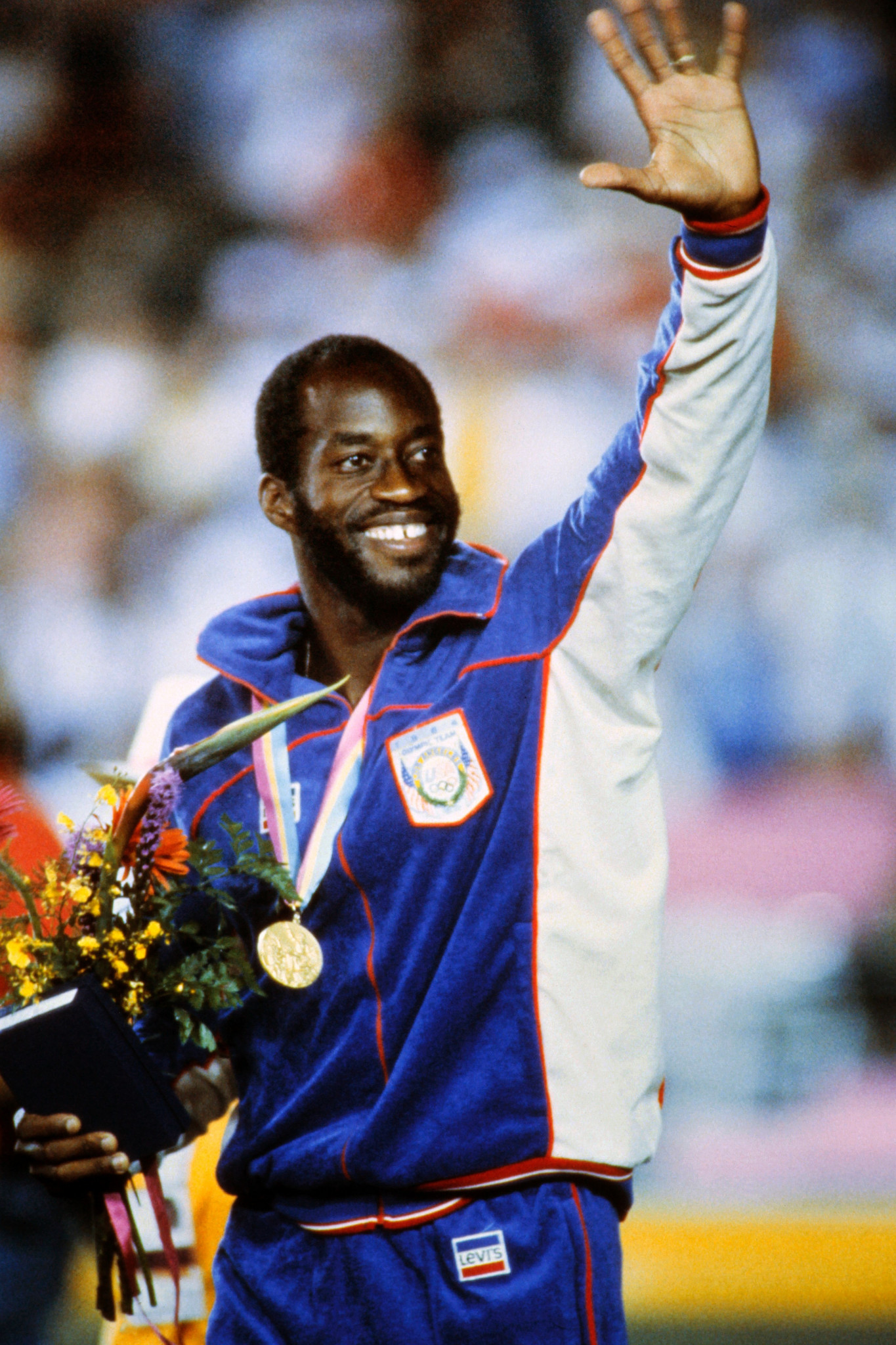 WADA's Education Committee is chaired by America's double Olympic gold medallist Edwin Moses ©Getty Images