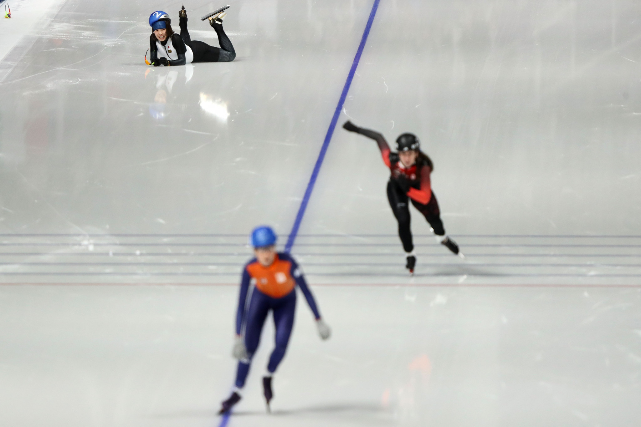 The Netherlands are traditionally the strongest nation in speed skating ©Getty Images
