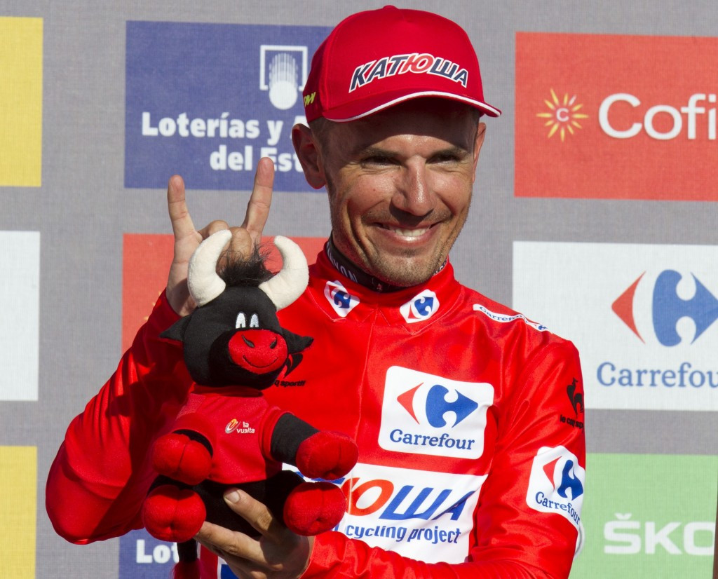 Rodriquez secures narrow Vuelta a España ahead of time trial as Schleck wins stage 16