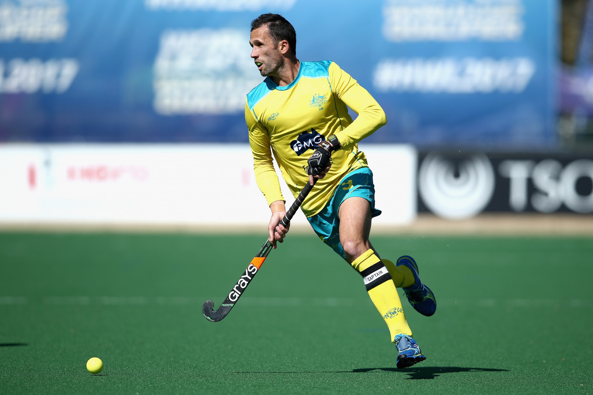 Olympic hockey gold medallist Knowles to carry Australian flag at Gold Coast 2018 Opening Ceremony