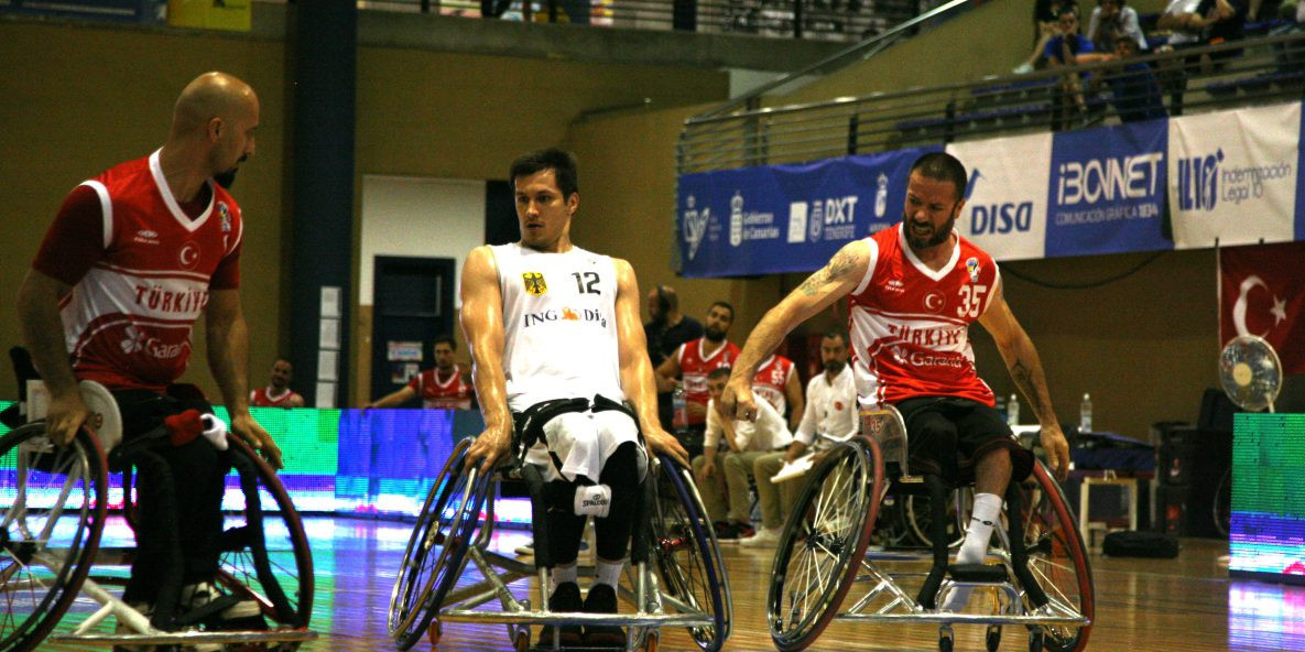 Hosts Germany select men's squad for Wheelchair Basketball World Championships