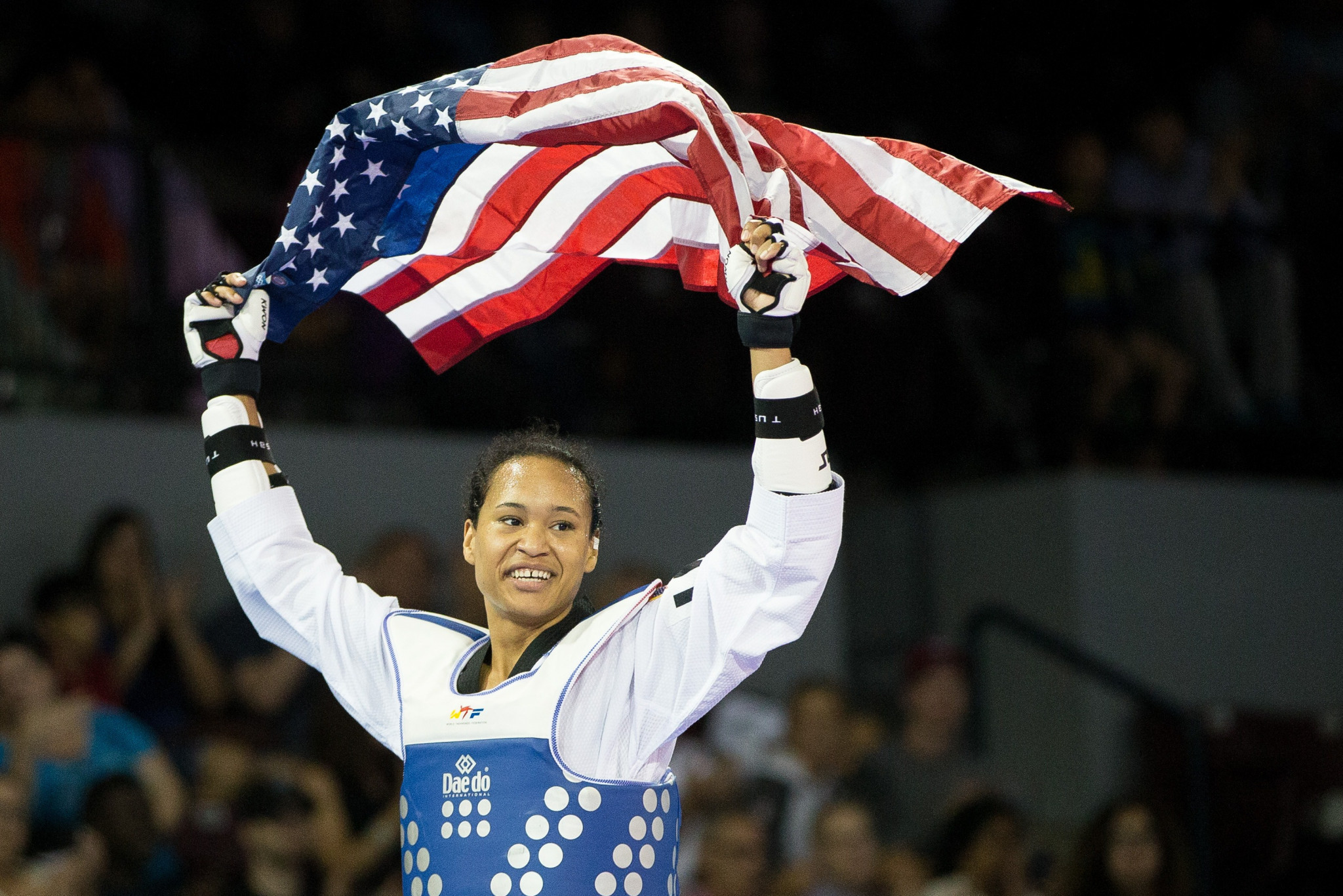 The news is a big boost to taekwondo in the United States ©Getty Images