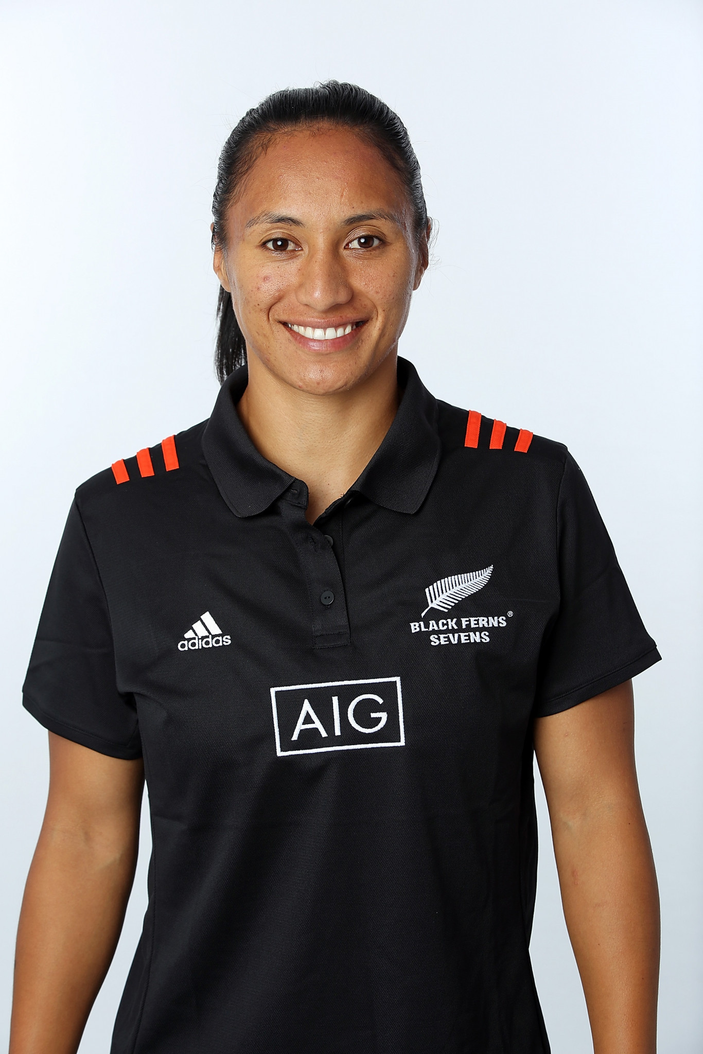 Kat Whata-Simpkins has been ruled out of New Zealand's women's rugby sevens team with a leg injury ©Getty Images