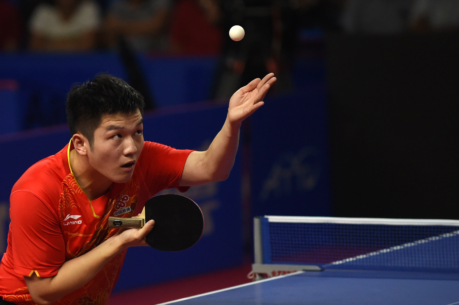 Fan Zhendong Tops Ittf Men S World Rankings For First Time