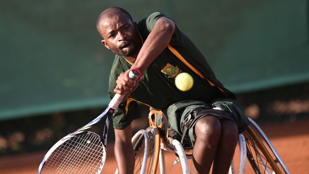 Tributes paid after South African wheelchair tennis player Dlamini dies